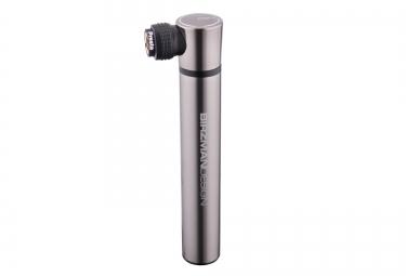 BIRZMAN Mini Hand Pump APOGEE 120psi Silver