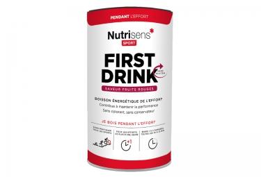 Bebida Energética NUTRISENS PRIMERA BEBIDA 500g Frutas Rojas