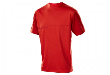 royal maillot manches courtes altitude rouge xl