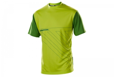 royal maillot manches courtes altitude vert xl