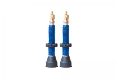 SB3 x2 Valves Tubeless Aluminium 35mm Bleu