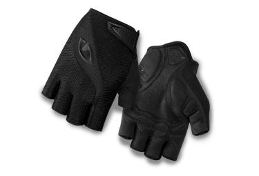 giro paire de gants bravo gel noir s