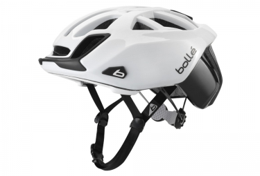 casque bolle the one road standard 2016 blanc noir 58 62 cm