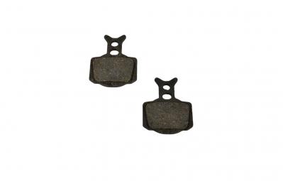 FORMULA Brake Pads Organic The One / Mega / C1 / CR1 / CR3 / R1 / RX / R0 / CURA Organic/Alu