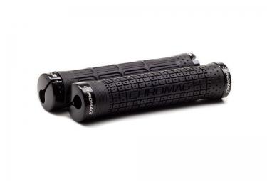 CHROMAG Poignées Lock-on CLUTCH 146mm Noir
