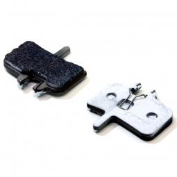 brake authority paire de plaquettes pour hayes hfx9 mag mx1 promax agressive