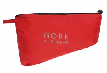 gore bike wear veste rescue windstopper active shell rouge m