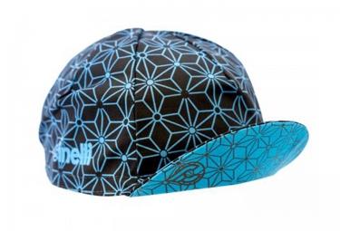cinelli casquette blue ice noir bleu