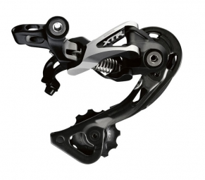 shimano derailleur xtr arriere m981gs direct mount shadow chape moyenne