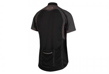 maillot manches courtes endura hummvee noir s