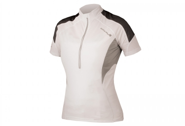 Maillot manches courtes femme endura hummvee lite blanc s