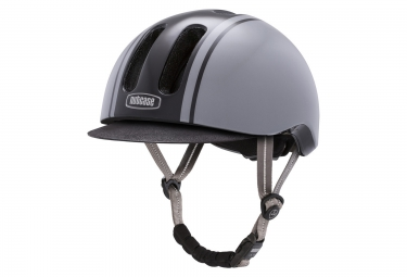 NUTCASE Dirt Helmet METRORIDE Grey Black