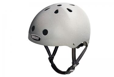NUTCASE Dirt Helmet STREET Grey Silver