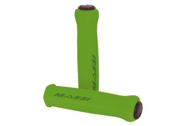 Paire de grips massi elite light vert