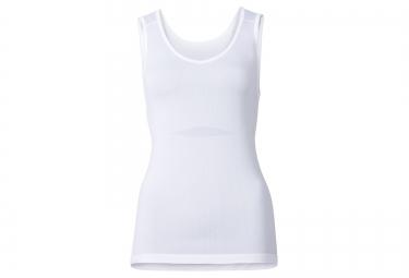 Camiseta Sin Mangas Odlo Evolution X Light Mujer Blanco Xs