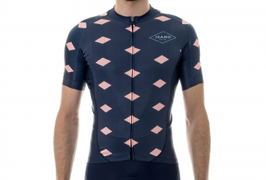 ISANO LIMITED TRIBUTE ICC Short Sleeves Jersey 2016 Blue Salmon