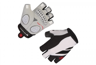 ENDURA Pairof short gloves FS260 PRO AEROGEL MITT II White