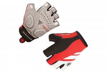 Endura FS260 PRO AEROGEL II Gloves - Rouge