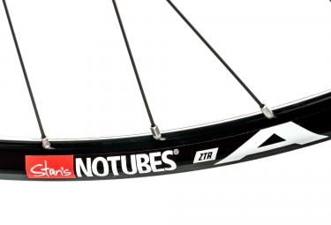 NOTUBES 2016 Paire de Roues ZTR ARCH EX NEO 27.5'' | 15x100mm | 12x142mm | Corps Shimano/Sram | Noir