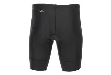 Cuissard de Triathlon ZOOT ACTIVE TRI 8'' Noir