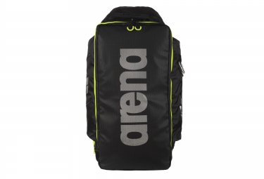 ARENA Duffle-Backpack FAST TRI Black Yellow