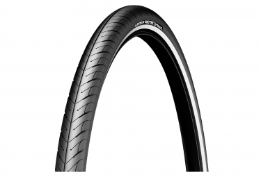 Pneu urbain michelin protek urban 700mm tringle rigide renfort aramide ebike ready 4
