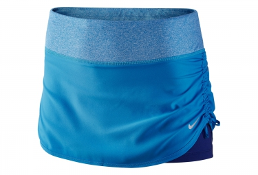 NIKE Jupe 2-en-1 RIVAL Bleu Femme