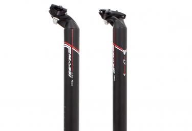 Tige de selle MASSI MSP-110 VTT 31.6x400mm Noir rouge