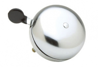 Sonnette ELECTRA petit DING DONG Chrome