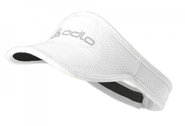 odlo casquette visor speed white