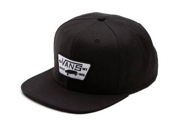 Vans 2015 casquette full patch noir