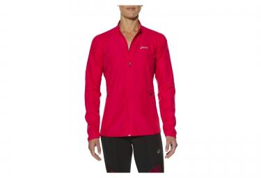 Veste tisse femme asics rose xs