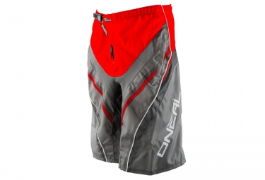 Short vtt oneal element fr greg minnaar rouge gris 30