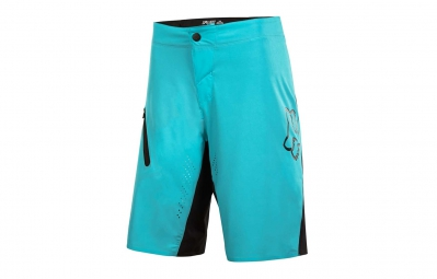 FOX Short ATTACK ULTRA Ice Bleu