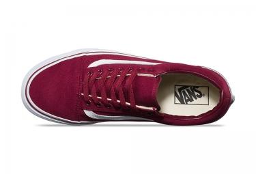 Chaussures VANS OLD SKOOL Rouge