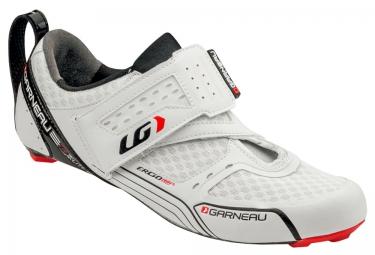 Chaussures Triathlon LOUIS GARNEAU TRI X-LITE 2016 Blanc