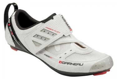 Chaussures Triathlon LOUIS GARNEAU TRI X-SPEED II 2016 Blanc
