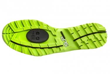 chaussures vtt suplest offroad series noir jaune marron 37