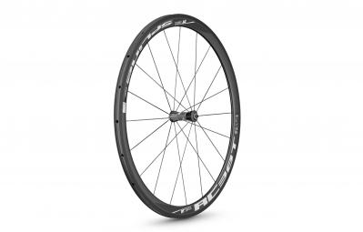 dt swiss 2016 roue avant rc38 spline t a boyau carbone ud