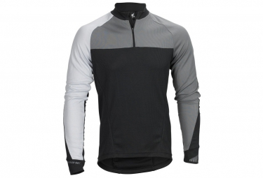 Maillot Manches Longues HAIBIKE XDURO Noir Gris