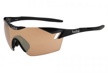 lunette cyclisme bolle 6th sense noir rose