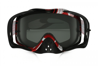 Masque Oakley CROWBAR MX DUNGEY SIGNATURE Gris Noir
