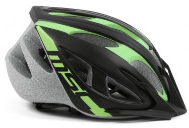 Casque msc outmold noir vert s m 55 58 cm