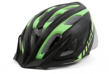 Casque MSC OUTMOLD Noir Vert