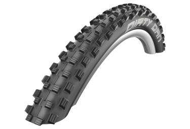 SCHWALBE DIRTY DAN MTB Tire 26'' TubeType Foldable LiteSkin PaceStar Black