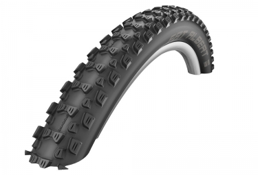 pneu arriere schwalbe fat albert rear 27 5 tubeless easy souple snakeskin pacestar noir 2 35