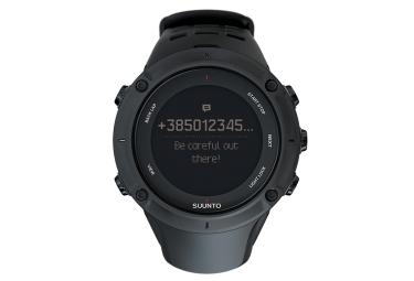 Montre de Sport Suunto Ambit3 Peak HR Smart Sensor Noir