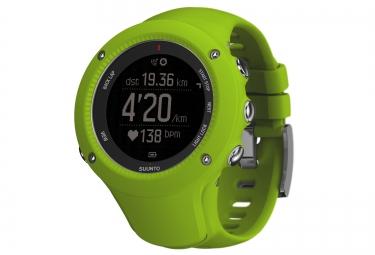 Montre GPS Suunto AMBIT3 RUN HR Smart Sensor Vert