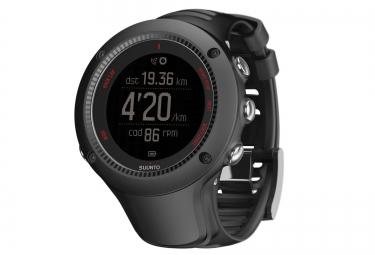 SUUNTO Montre GPS AMBIT3 RUN HR Noir + Ceinture cardiaque Smart Sensor