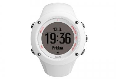Montre GPS Suunto AMBIT3 RUN Blanc